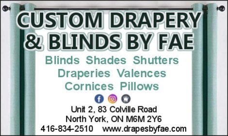 Drapes by Fae